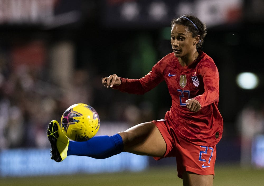 USWNT: The chemistry was off during Tuesday's game against Haiti