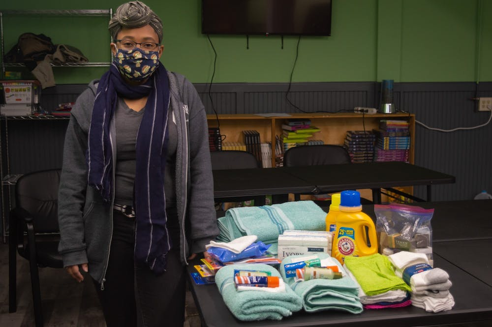 Sojourner's Resiliency Center offers free showers, food to public