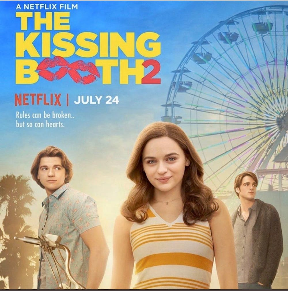 Film Review: 'The Kissing Booth 2' lacks plot direction, rambles with long runtime
