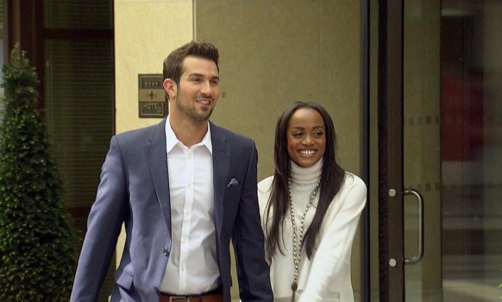 Rachel Lindsay picks her fiancé in the most unconventional way on 'The Bachelorette'