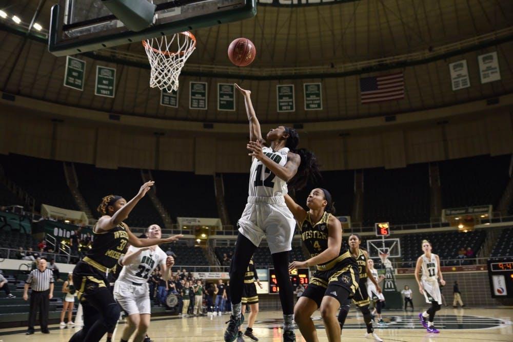 Women's Basketball: Ohio's dirty rebounding secret