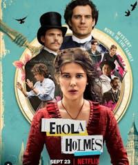 Netflix released 'Enola Holmes' on Sept. 23, 2020. (Photo provided via @enolaholmesnetflixfilm on Instagram)