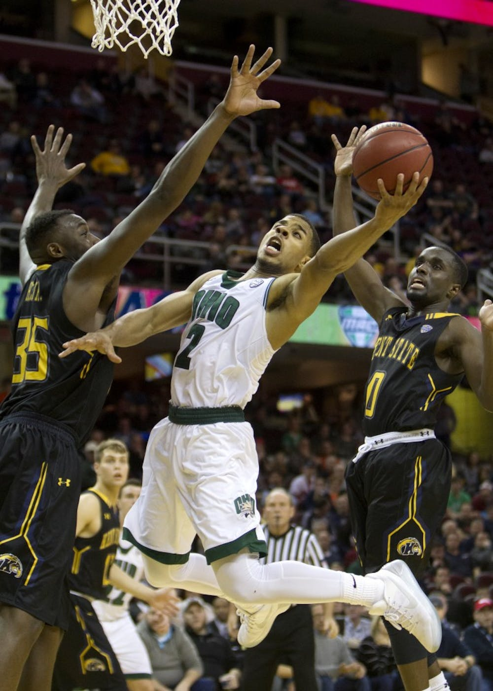 Men's Basketball: Ohio 1804 is bringing alumni back to play in The Basketball Tournament