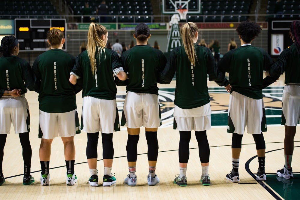 Women's Basketball: Ohio's recent struggles provide different perspective for upcoming tournament