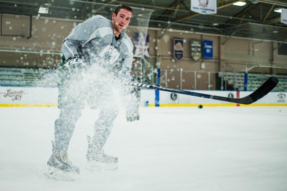 Hockey: Travis Studzinski's journey back to Ohio