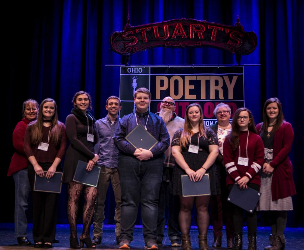 Poetry Out Loud uplifts student involvement in arts