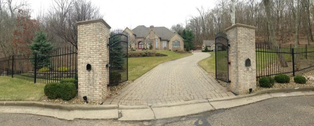 The new McDavis residence will be 31 Coventry Lane