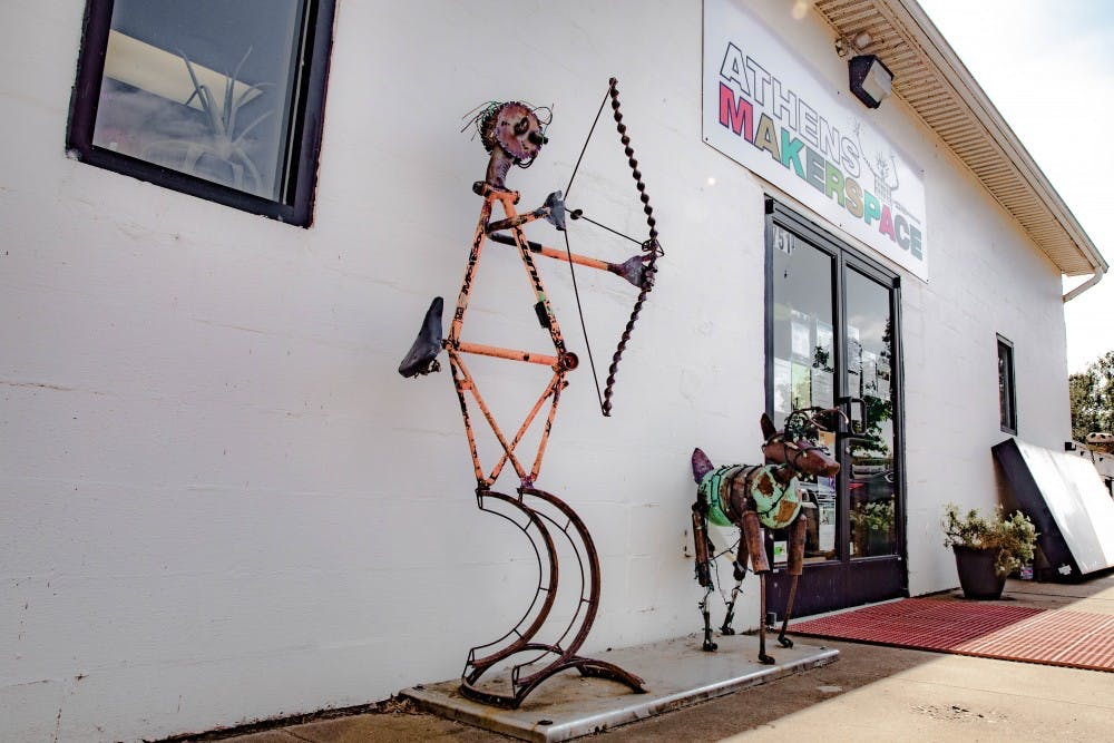 Athens MakerSpace to hold Abstract Metal Art and Sculpture workshop