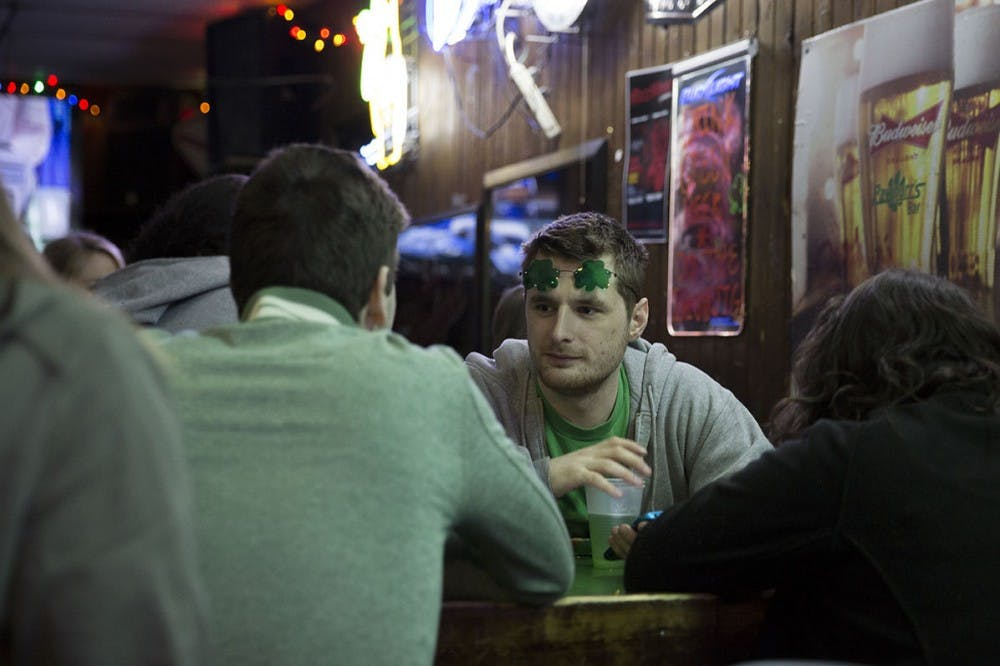 In Athens, Ohio University students can cause trouble with Court St shuffles