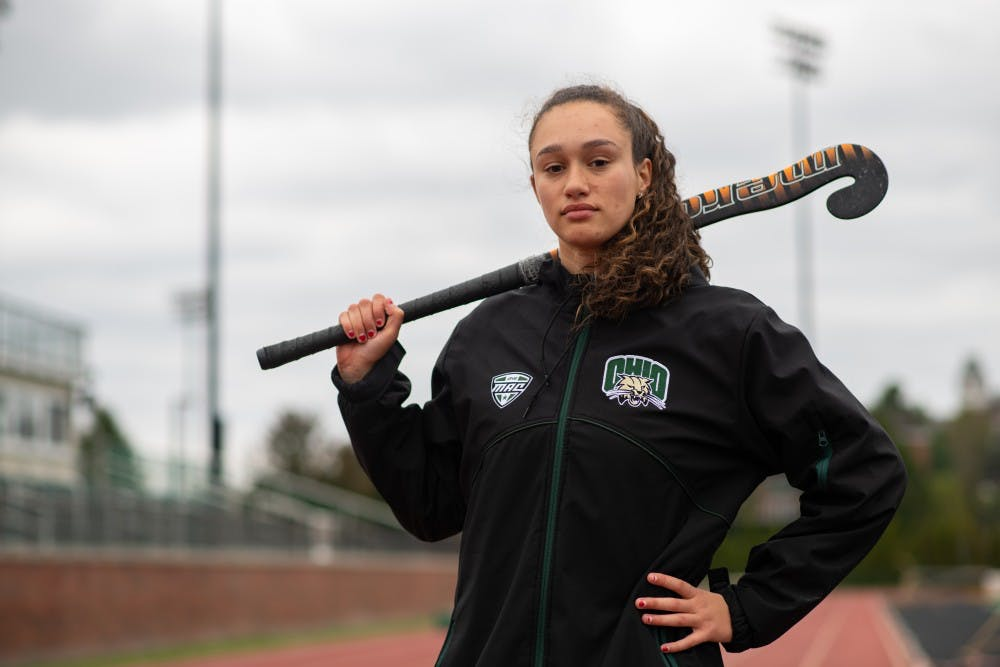 Field Hockey: Sophia Boothby and her connection with the outdoors