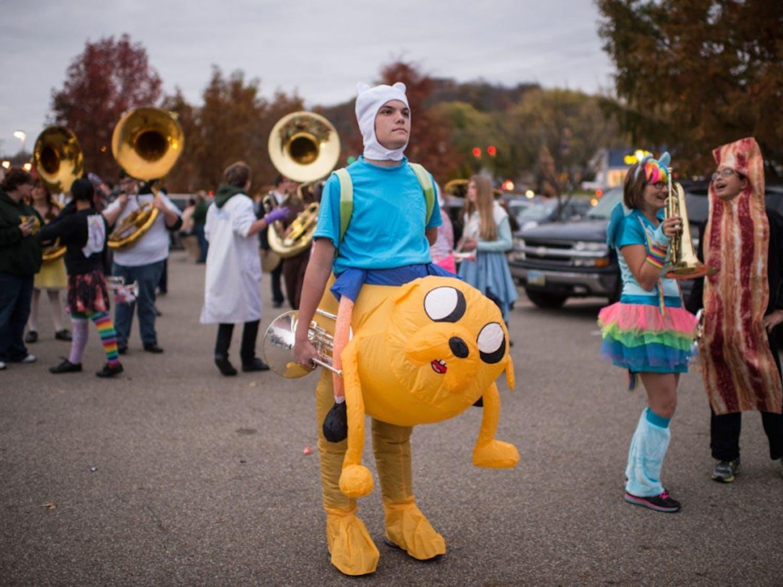 Community Center Halloween