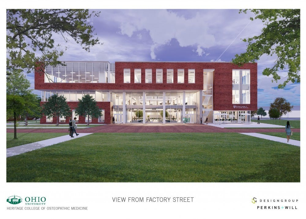 Heritage College of Osteopathic Medicine to see new medical building, curriculum