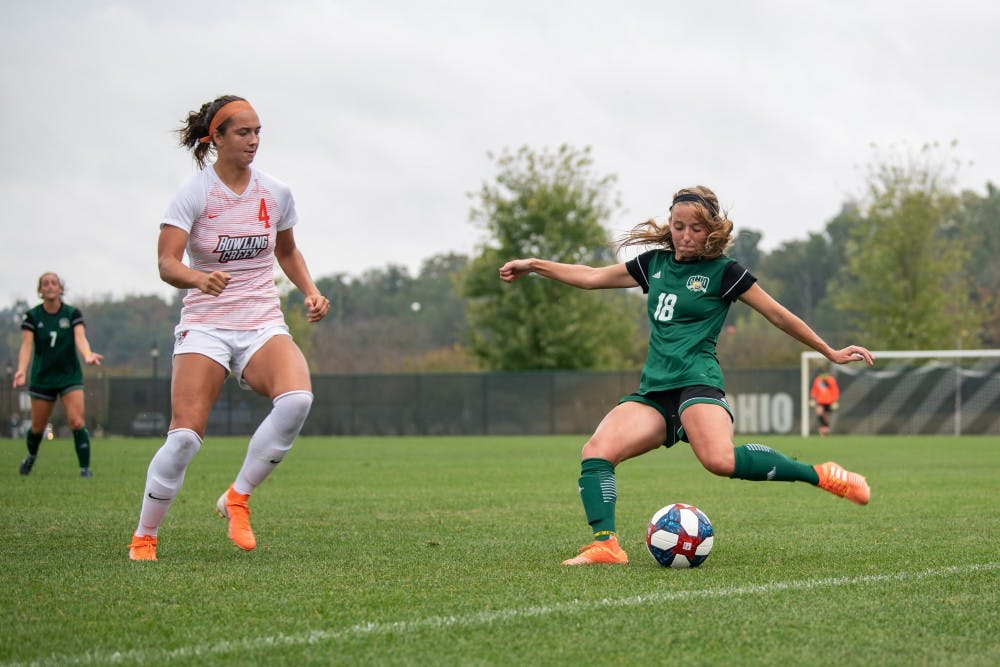 Soccer: Ohio's slow start proves costly in 3-1 loss to Bowling Green