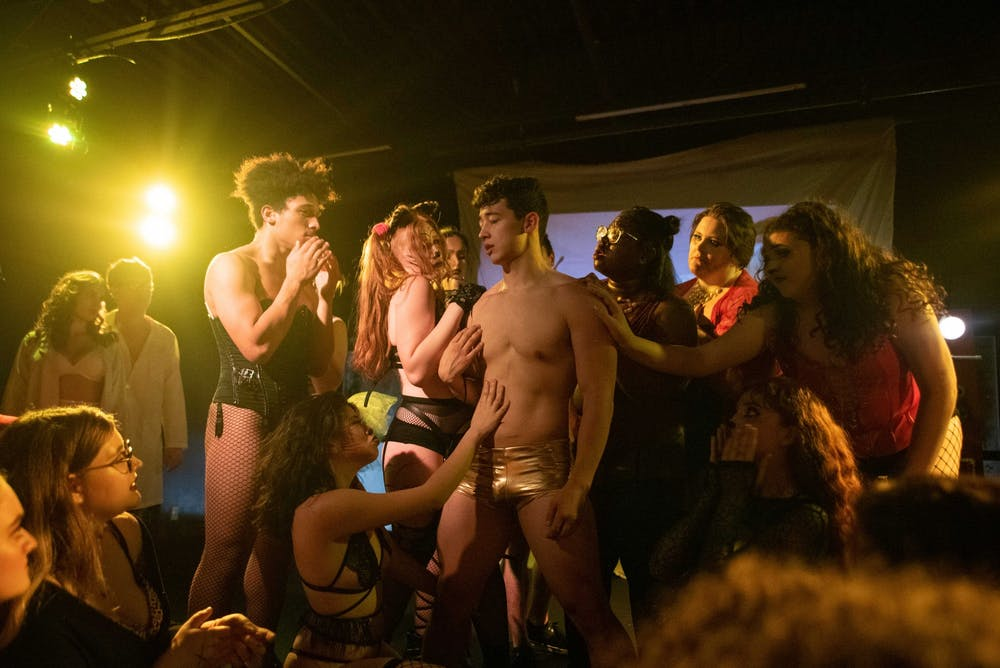 Cult classic 'Rocky Horror' performance promotes self-love and body positivity