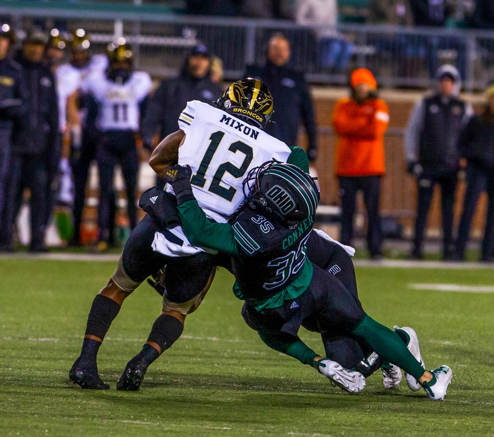Football: Inconsistencies plague Ohio again in 37-34 overtime loss to Western Michigan