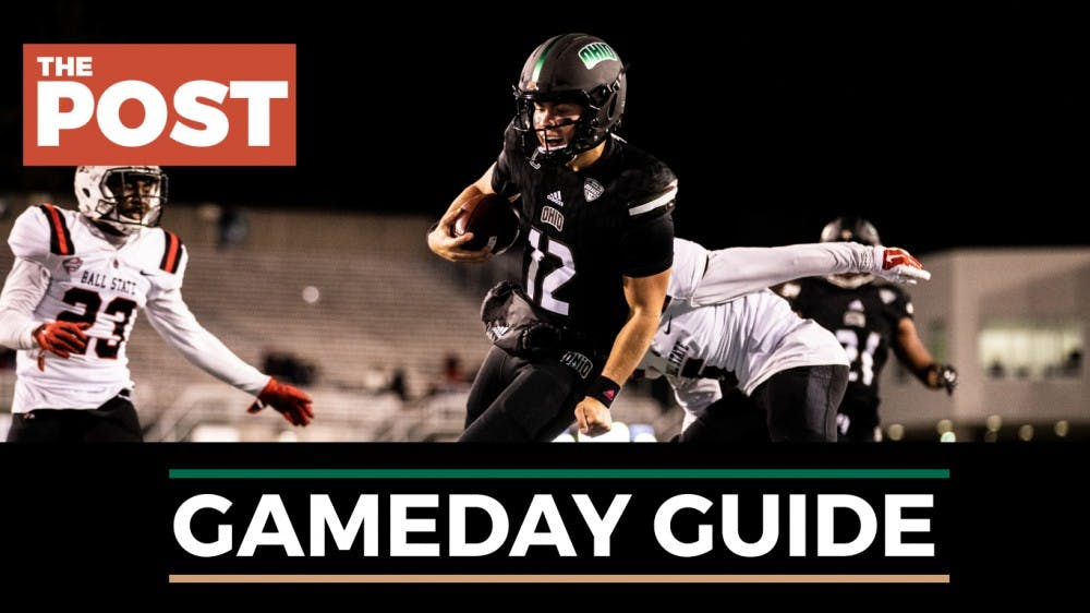 Football: Ohio vs. Western Michigan gameday guide