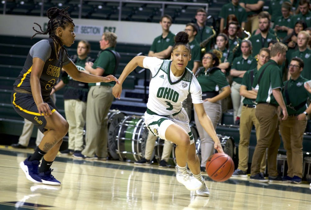 Women's Basketball: Ohio's first loss hurts, but it's time to move on