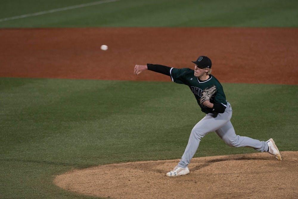 Baseball: Despite trio of home runs, Bobcats can't contain Marshall in loss