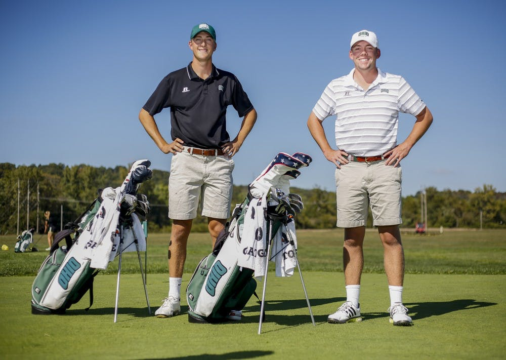 Men's Golf: Bobcats wrap up regular season in Rutherford Intercollegiate
