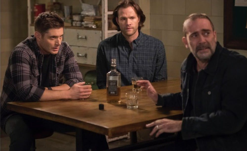 TV Review: John Winchester is back from a hunting trip in the 300th episode of 'Supernatural'