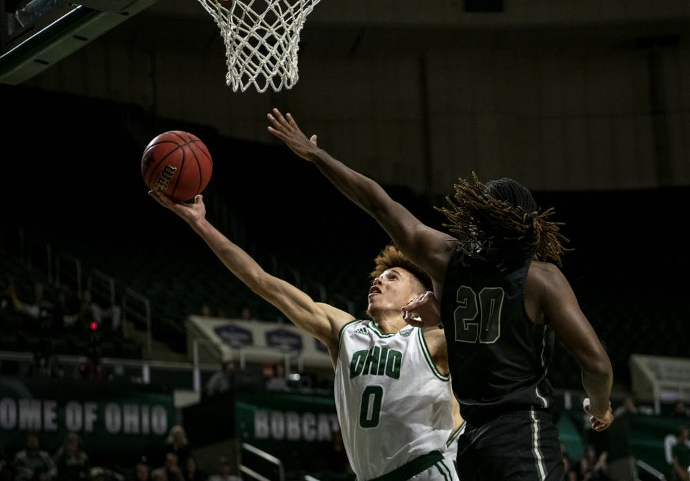 Men's Basketball: Previewing Ohio vs. Baylor in the Myrtle Beach Invitational