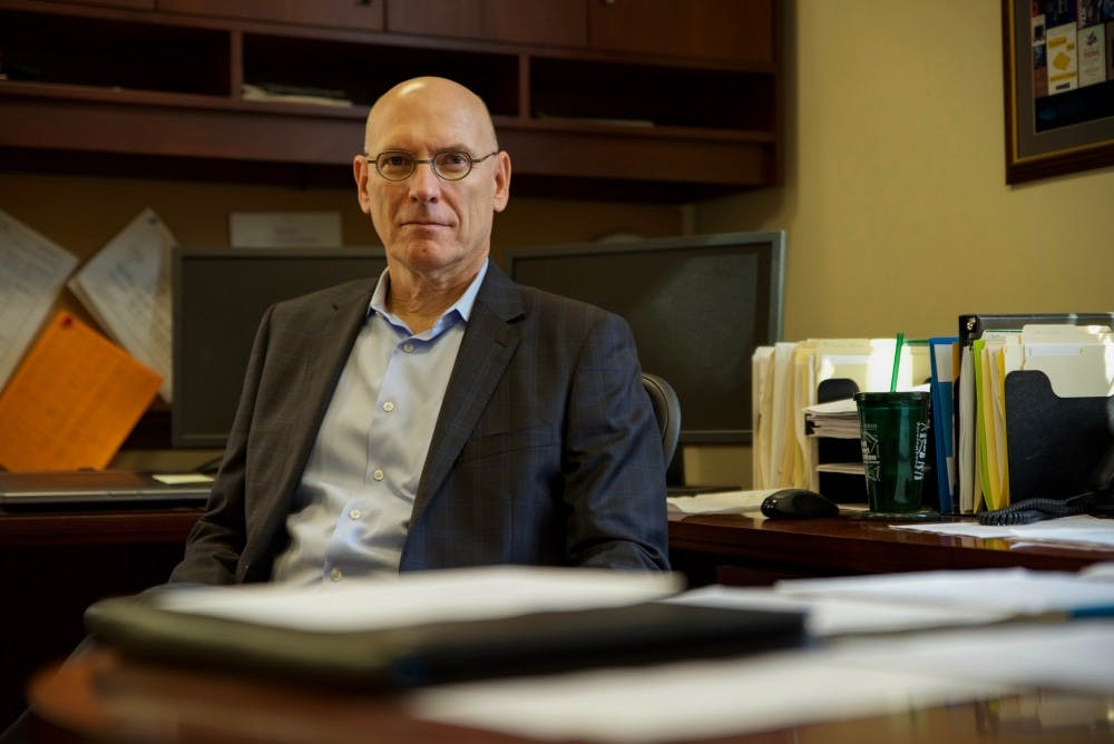 Joseph Shields to serve as interim College of Arts and Sciences dean, replacing Robert Frank