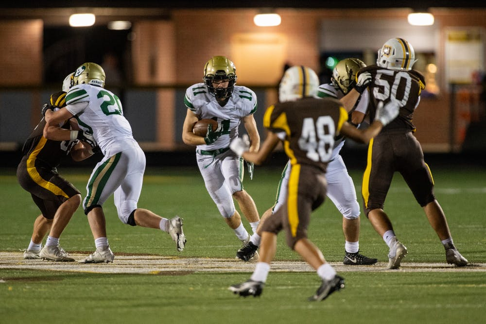 High School Football: Athens loses playoff showdown to Western Brown, 42-12