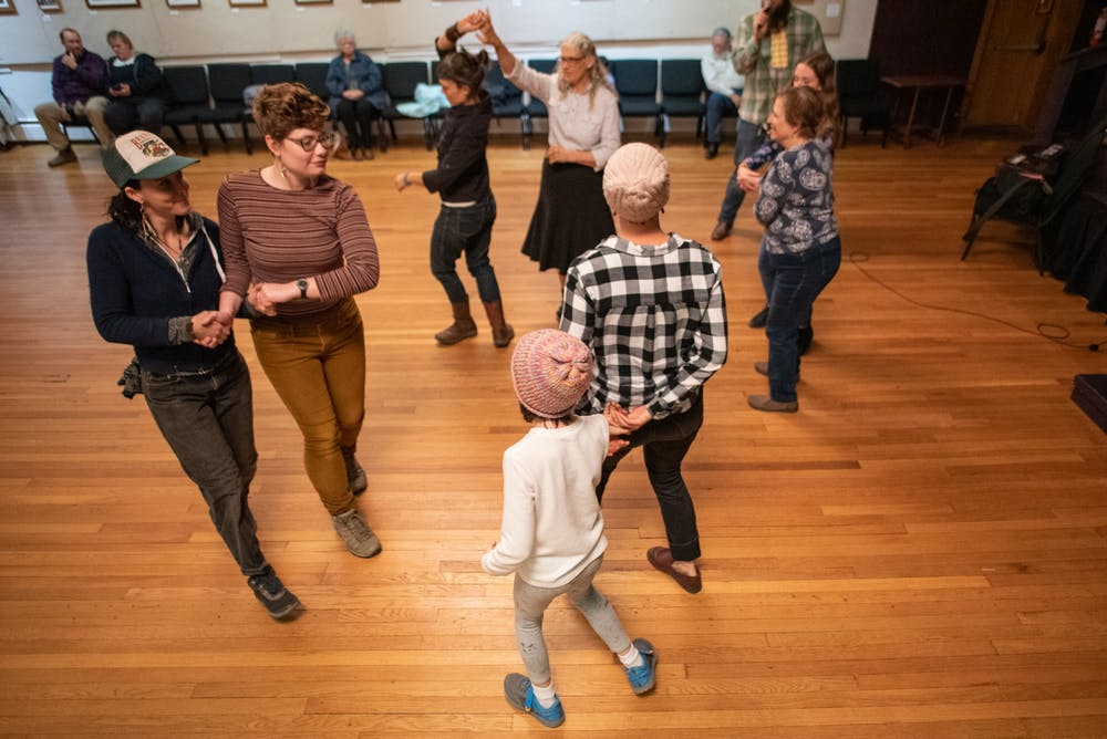 ARTS/West hosts monthly square dancing event to connect locals