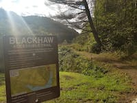 BlackHaw access trail located at Strouds Run.