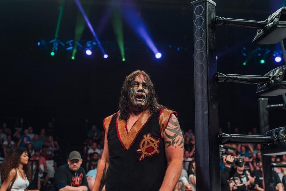 Q&A: Pro-Wrestler Abyss reflects on career and time at Ohio University