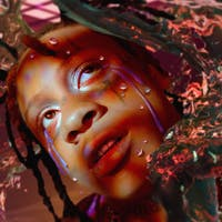Trippie Redd's 'A Love Letter To You 4' lacks diversity and uniqueness. (Photo provided via @trippieredd on Twitter)