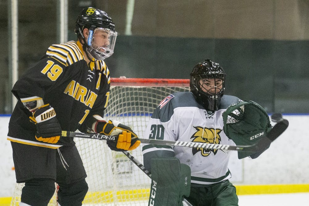 Hockey: Third period woes lead to Ohio falling to Adrian 5-2