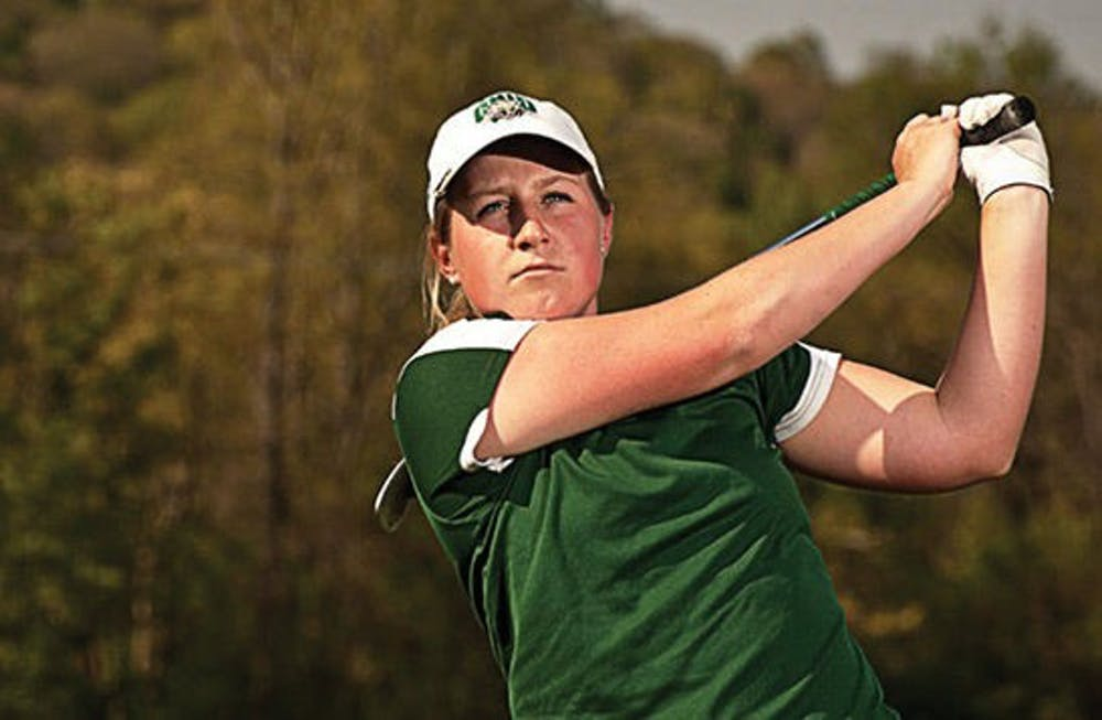 Women's Golf: Outstanding third round drives Ohio to second in Lady Colonel Classic