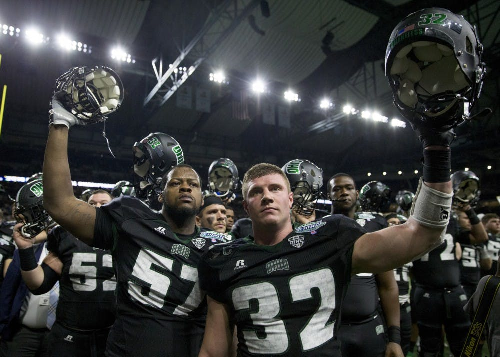 Football: Ohio takes Western Michigan to the brink, can't deliver final blow