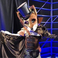 This week's episode of 'The Masked Singer' introduced the remaining contestants. (Photo provided via @MaskedSingerFOX on Twitter)