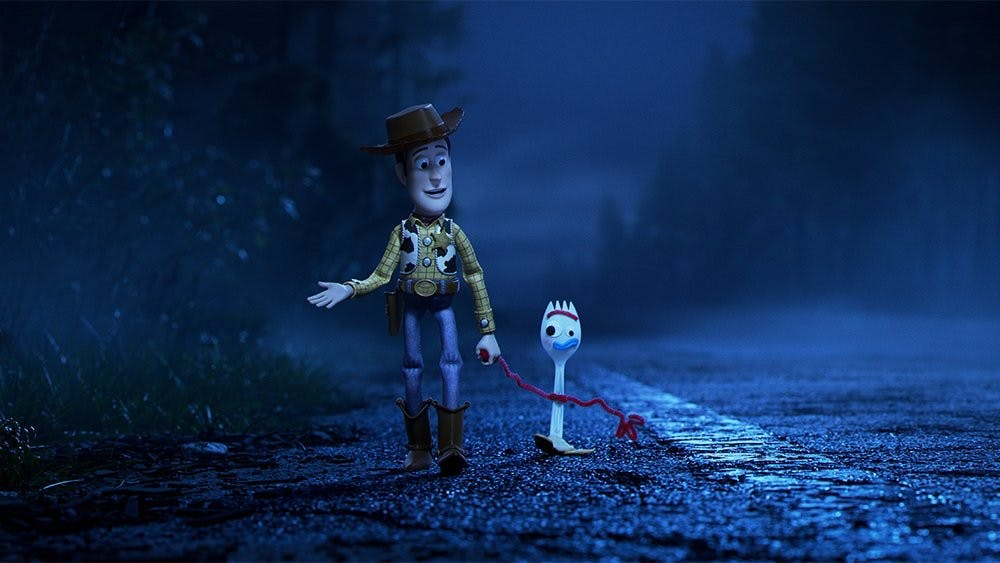 Film Review: 'Toy Story 4' proves you'll always have a friend in the Pixar franchise