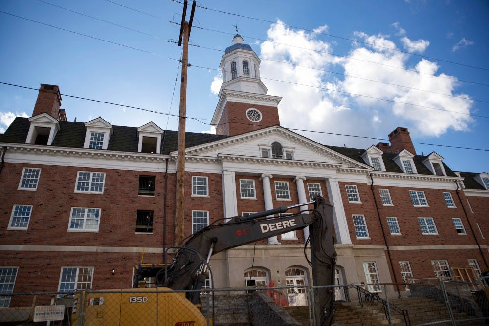 Jefferson Hall Market to reopen in January