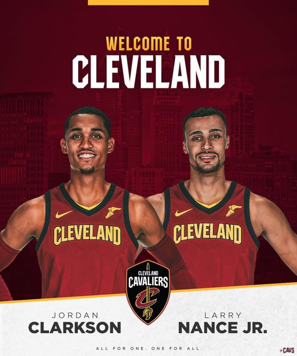 7c772c8e1 Cleveland Cavaliers  aggressive trade deadline deals show potential for  success after midseason struggles
