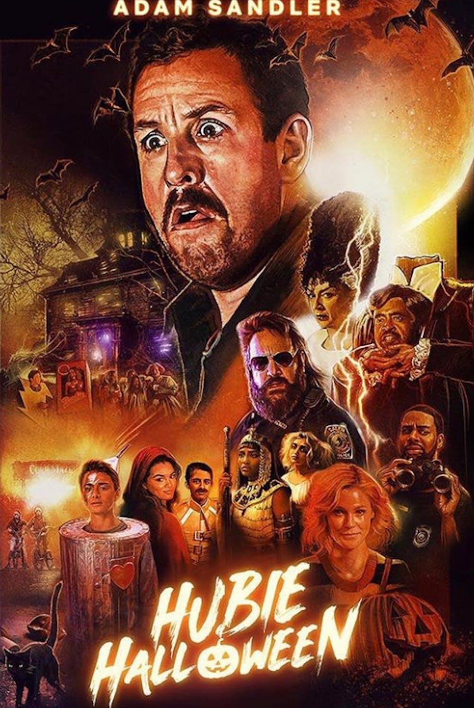 Film Review: 'Hubie Halloween' is one of Adam Sandler, Happy Madison's worst films