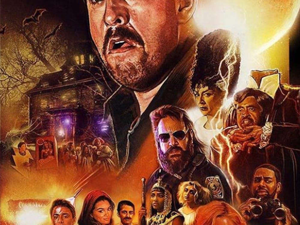 Netflix released 'Hubie Halloween' on Oct. 7, 2020. (Photo provided via @hubiehalloween)