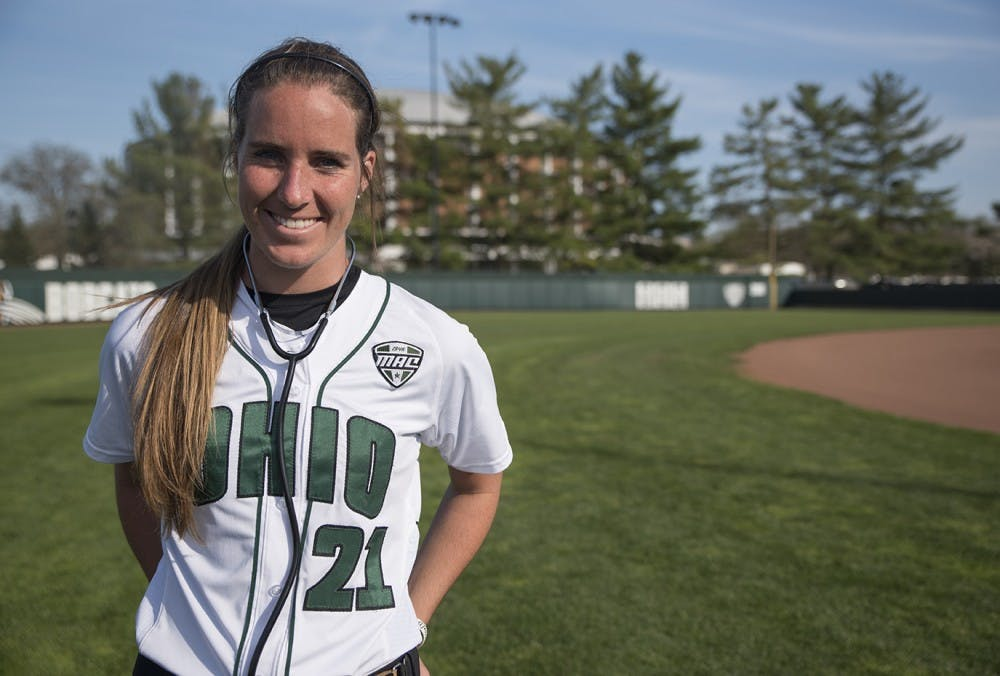 Softball: Savannah Jo Dorsey reminisces about time at Ohio during Instagram Q&A