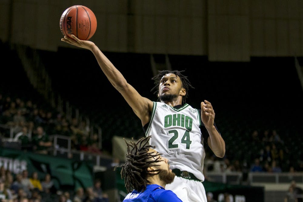 Men's Basketball: Bobcats aim to send seniors out on winning note in final home game Tuesday