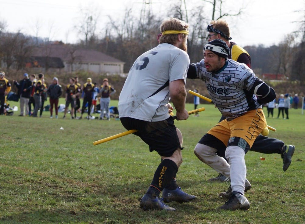 OU Quidditch Club wins first game at the national level