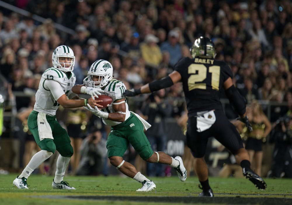 Football: Ohio's quarterback situation still remains unclear