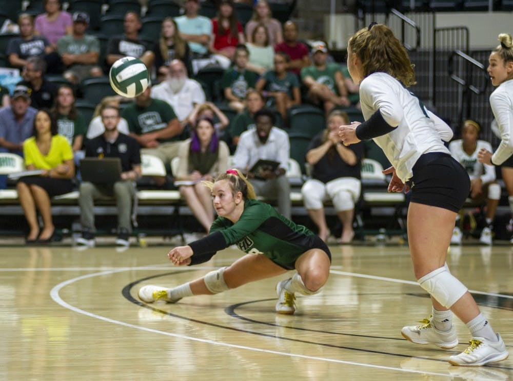 Volleyball: Ohio finds comfort at home