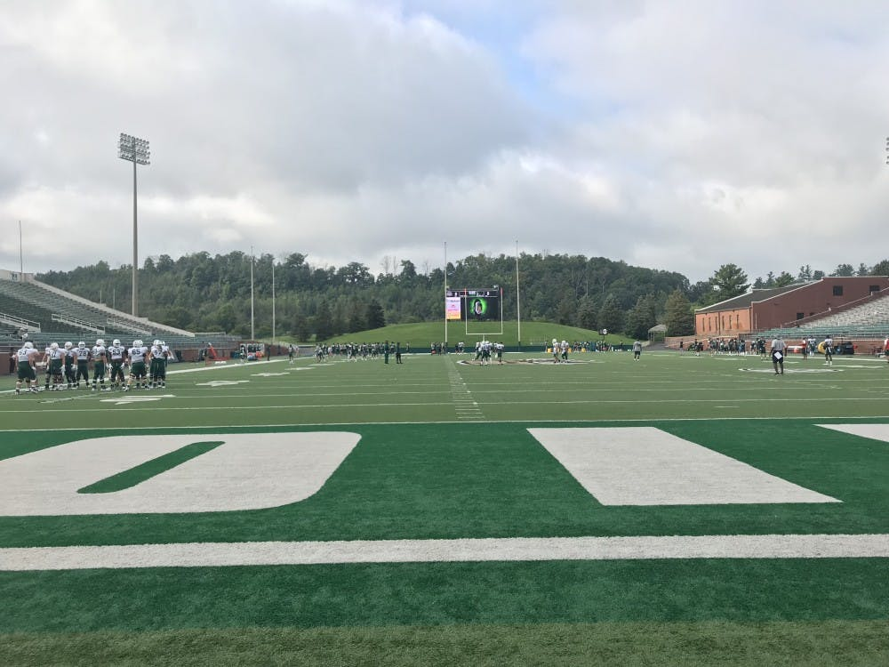 Football: What we learned in Bobcats' fall camp practice No. 4