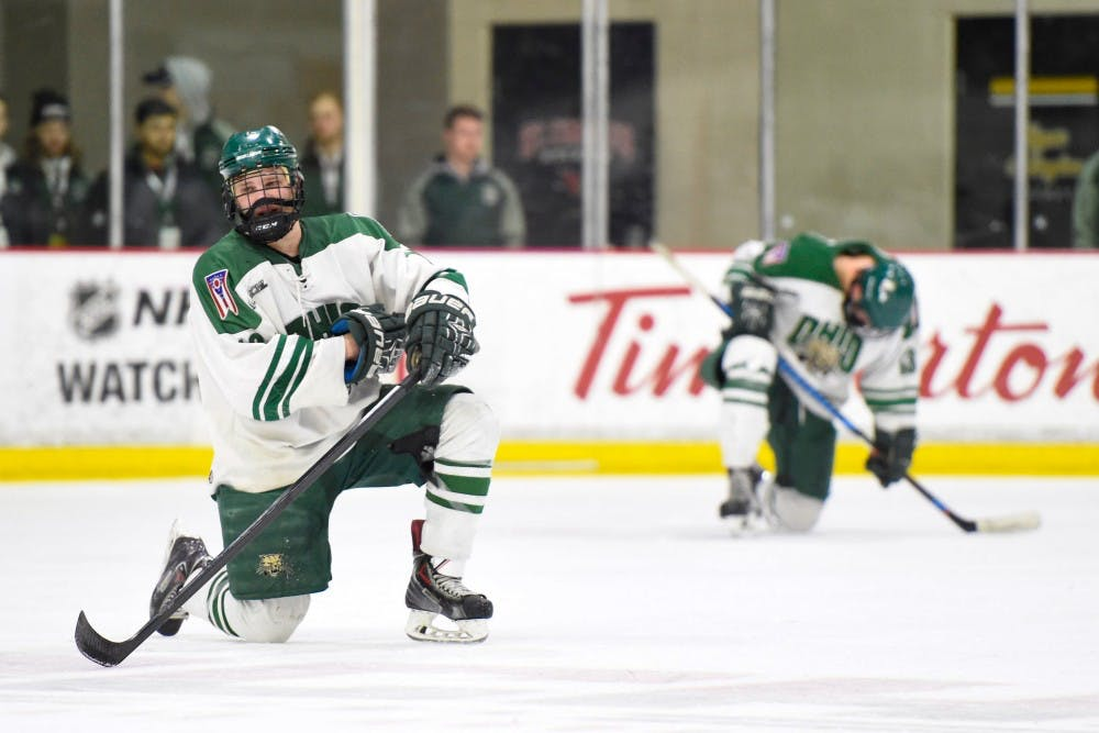 Hockey: Ohio loses 3-0 in ACHA National Championship