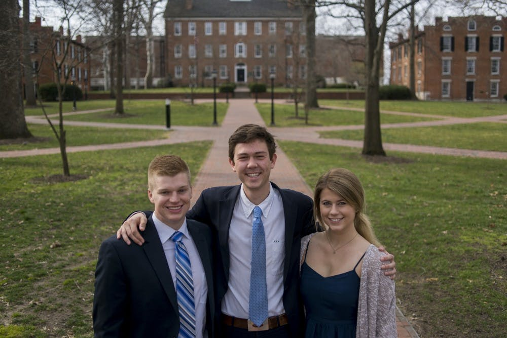 Student Senate: Fight ticket looks to bring outside perspective into body