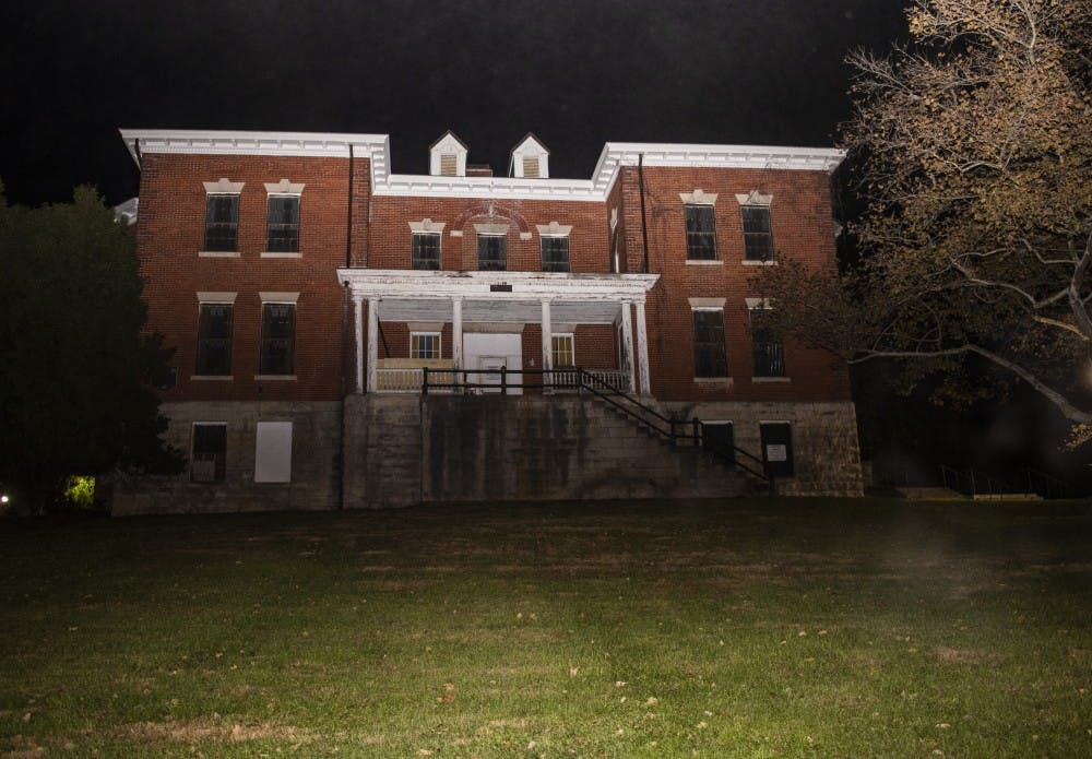 5 most haunted places in the Athens area - The Post