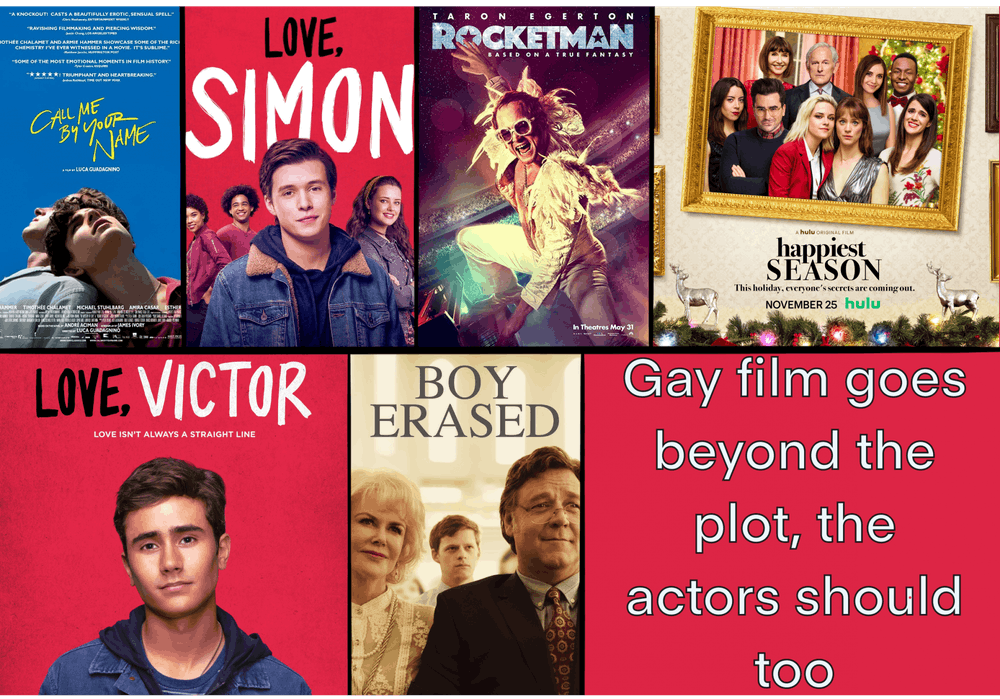 A Critique of Film: Gay film is actually very straight